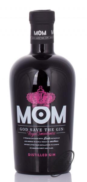 MOM God Save The Gin 39,5% vol. 0,70l