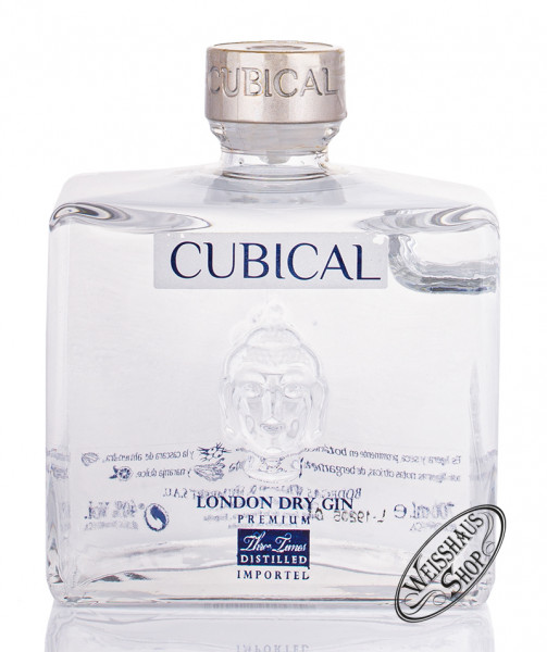 Cubical by Botanic Premium London Dry Gin 40% vol. 0,70l