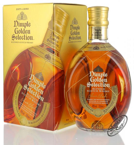 Dimple Golden Selection Blended Scotch Whisky 40% vol. 0,70l