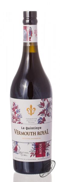 La Quintinye Rouge Vermouth 16,5% vol. 0,75l