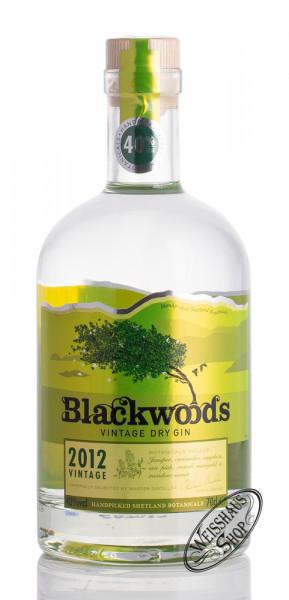 Blackwood's Vintage Dry Gin 40% vol. 0,70l
