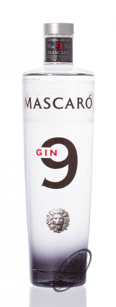 Mascaro Gin 9 40% vol. 0,70l