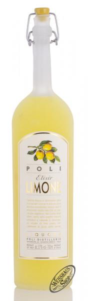 Poli Elisir Limone Zitronenlikör 27% vol. 0,70l