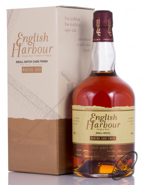English Harbour Madeira Cask Finish Rum 46% vol. 0,70l