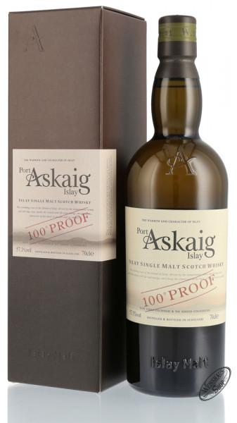 Port Askaig 100 Proof Islay Single Malt Whisky 57,1% vol. 0,70l