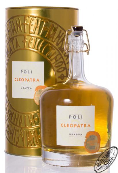 Poli Grappa Cleopatra Moscato in Tubo 40% vol. 0,70l