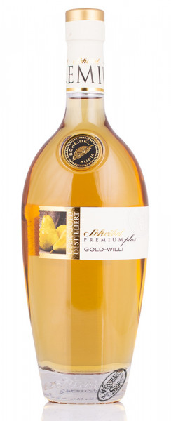 Scheibel Premium Plus Gold-Willi 40% vol. 0,70l