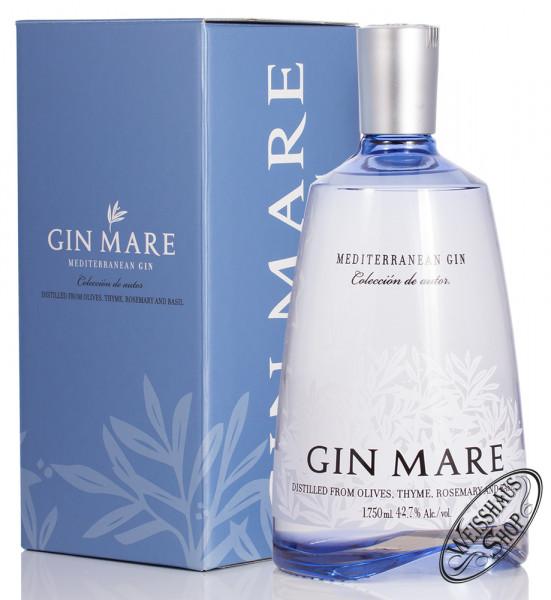 Gin Mare Mediterranean Gin 42,7% vol. 1,75l Magnum