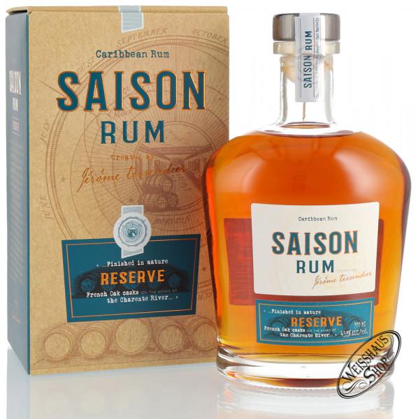 Saison Rum Reserve 43,5% vol. 0,70l