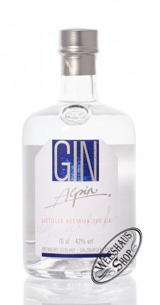 Guglhof Gin Alpin Austrian Dry Gin 42% vol. 0,70l