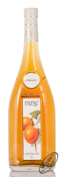 Scheibel Finesse Aprikose 40% vol. 0,50l