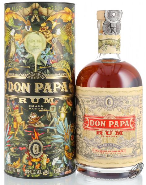 Don Papa Rum Cosmic Geschenkbox 40% vol. 0,70l