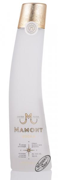 Mamont Sibirian Vodka 40% vol. 0,70l