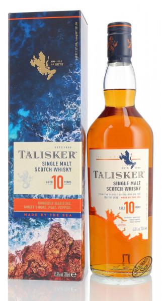 Talisker 10 YO Whisky 45,8% vol. 0,70l