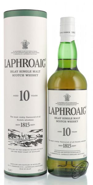 Laphroaig 10 YO Whisky 40% vol. 0,70l