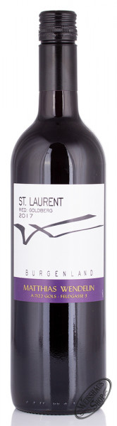 Wendelin St. Laurent 2017 13,5% vol. 0,75l