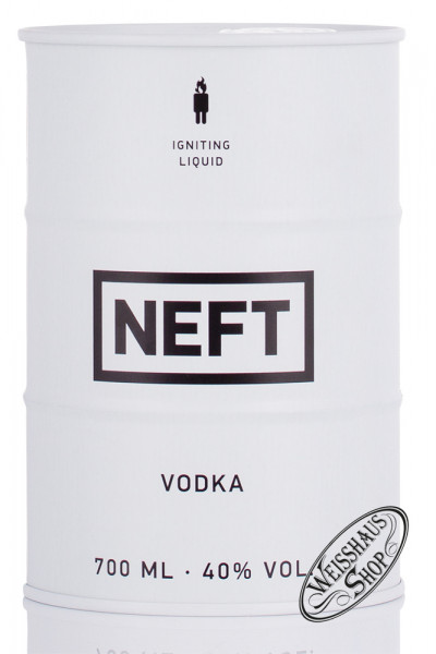 Neft White Barrel Vodka 40% vol. 0,70l