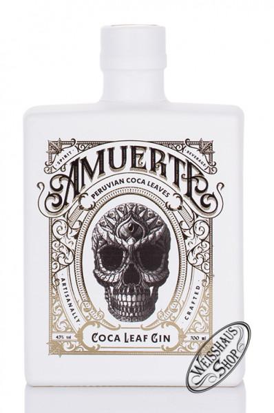 Amuerte Gin White Edition 43% vol. 0,70l