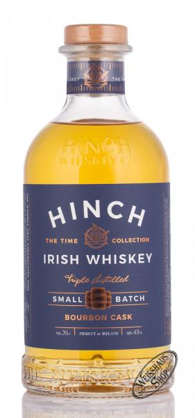 Hinch Small Batch Bourbon Cask Irish Whiskey 43% vol. 0,70l