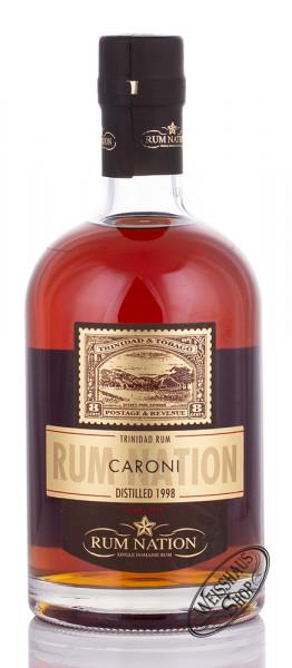 Rum Nation Caroni 1998 - 2014 Trinidad Rum 16 YO Rum 55% vol. 0,70l