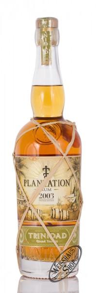 Plantation Rum Trinidad 2003 Vintage Edition 42% vol. 0,70l