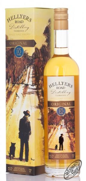 Hellyers Road 10 YO Tasmanian Whisky 46,2% vol. 0,70l