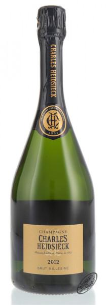 Charles Heidsieck Vintage Brut 2012 Champagner 12% vol. 0,75l
