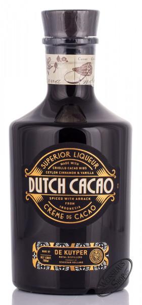 De Kuyper Dutch Cacao Likör 24% vol. 0,70l