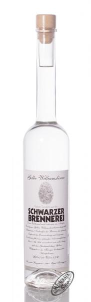 Schwarzer Gelbe Williamsbirne Edelbrand 40% vol. 0,50l