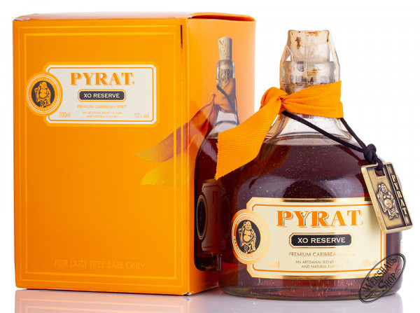 Pyrat XO Reserve Rum 40% vol. 0,70l