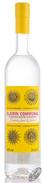 Clairin Communal Rum 43% vol. 0,70l