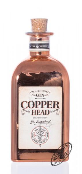 Copperhead The Alchemist's Gin 40% vol. 0,50l