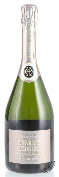 Charles Heidsieck Champagner Blanc de Blancs 12% vol. 0,75l