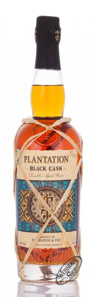Plantation Black Cask Barbados & Fiji Rum 40% vol. 0,70l