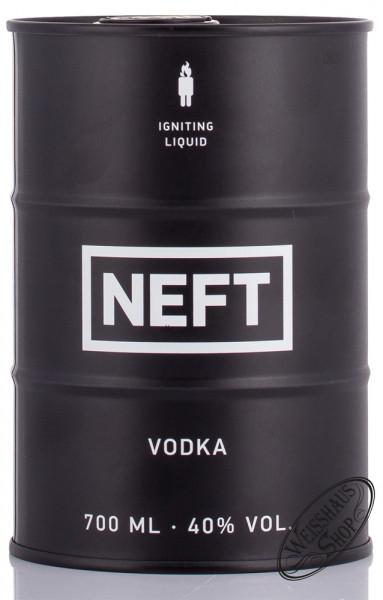 Neft Black Barrel Vodka 40% vol. 0,70l