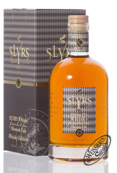 Slyrs Oloroso Sherry Edition Whisky 46% vol. 0,70l
