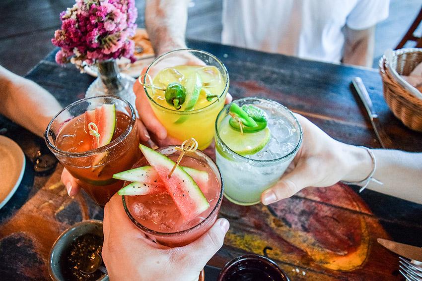 Drinks für eine bessere Welt