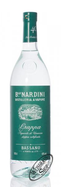 Nardini Grappa Bianca 40 40% vol. 1,0l