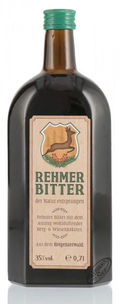 Bergbrennerei Löwen Rehmer Löwenbitter 35% vol. 0,70l