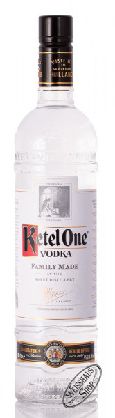 Ketel One Vodka 40% vol. 0,70l