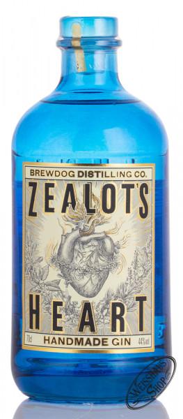 Zealot's Heart Gin 44% vol. 0,70l