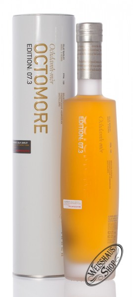 Bruichladdich Octomore 07.3 Scottish Barley Islay Whisky 63% vol. 0,70l