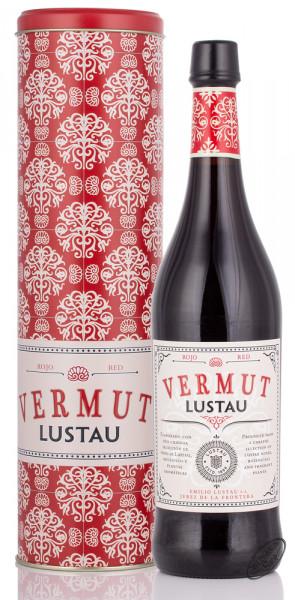 Lustau Vermut Red in Geschenkdose 15% vol. 0,75l