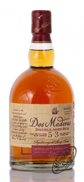 Dos Maderas 5 + 3 Rum 37,5% vol. 0,70l