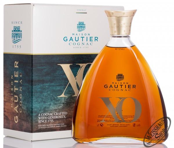 Gautier Cognac XO 40% vol. 0,70l