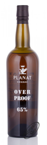Planat Organic Overproof Cognac 65% vol. 0,70l