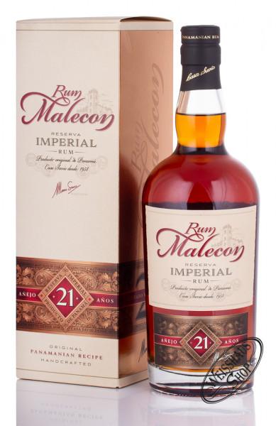 Malecon Reserva Imperial 21 Anos 40% vol. 0,70l