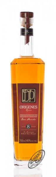 Origenes 8 YO Rum 40% vol. 0,70l
