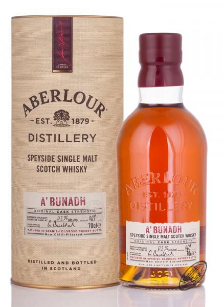 Aberlour A'Bunadh Batch No. 69 Whisky 61,2% vol. 0,70l