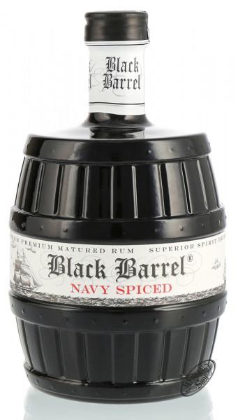 A.H. Riise Black Barrel Navy Rum 40% vol. 0,70l